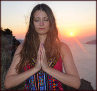 Stella Stathi London Yoga Teacher